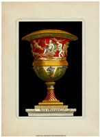Vase with Chariot Fine Art Print