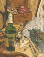 Jennifer's Scotch Indulgences II Fine Art Print
