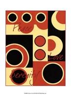 Circle of Love III Fine Art Print