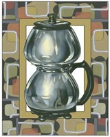 June's Coffee Pot Fine Art Print