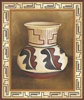 Southwest Pottery III Fine Art Print
