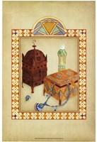 Moroccan Treasures I Fine Art Print