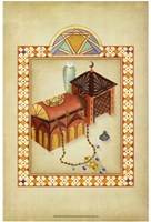 Moroccan Treasures II Fine Art Print