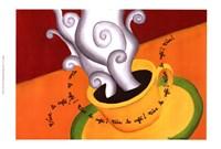 Vive le Caf! Fine Art Print