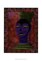 African Beauty II Fine Art Print