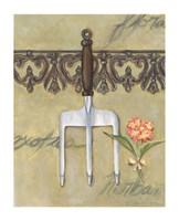 Victoria's Garden II (PT) Fine Art Print