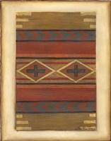 Rio Grande Weaving (H) I Framed Print