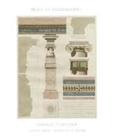 Palais de Fontainbleu I Fine Art Print