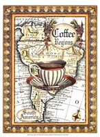 Exotic Coffee (D) I Fine Art Print