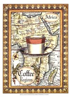 Exotic Coffee (D) II Fine Art Print