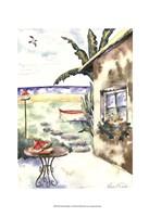 Tropical Holiday I Fine Art Print