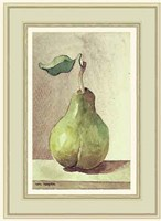A Perfect Pear Fine Art Print