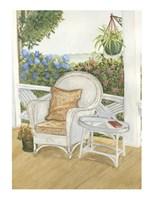 Tranquil Breezes II Fine Art Print