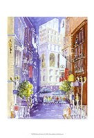 Maiden Lane, San Francisco, CA Fine Art Print