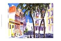 San Juan, Puerto Rico Fine Art Print
