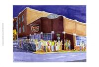Pancake Paradise, Nashville, TN Fine Art Print