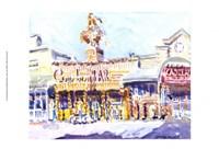 Cowboy Palace, Jackson, WY Fine Art Print