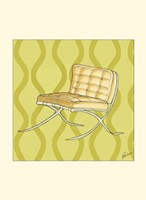 Modern Chair I Fine Art Print