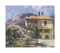 A Crimean House Giclee