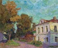 Fall in Rostov Giclee