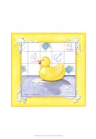 Rubber Duck (D) II Framed Print
