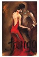 Tango Fine Art Print