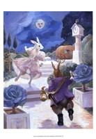 Cinderella Rabbit Fine Art Print