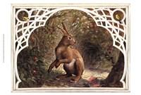 Missy Rabbit Fine Art Print