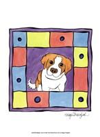 Buster (AP) Fine Art Print