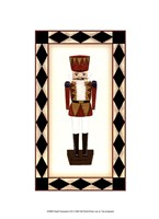 Small Nutcracker (H) Fine Art Print