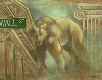 Bear Market Fine Art Print