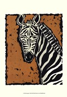 Serengeti I Framed Print