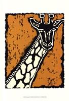 Serengeti III Framed Print