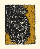 Serengeti IV Framed Print