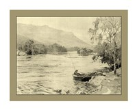 On the River III Giclee