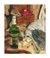 Jennifer's Scotch Indulgences II Giclee