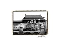 Palace Bridge, Beijing Giclee