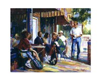 Coffee Break Giclee
