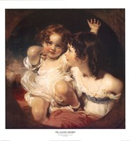 The Calmady Children Fine Art Print