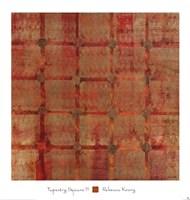 Tapestry Square II Fine Art Print