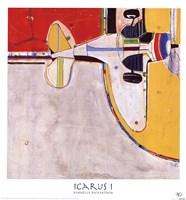 Icarus I Framed Print