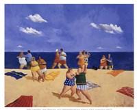 Tango Beach Fine Art Print