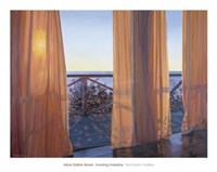 Evening Interplay, 2000 Fine Art Print