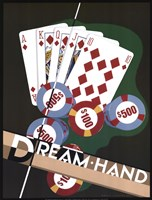 Dream Hand Fine Art Print