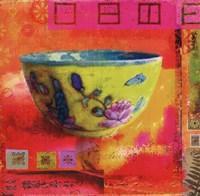 Oriental Passion Fine Art Print