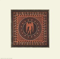 Greek Vases Fine Art Print