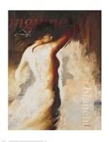 Sanguine et Blanche Fine Art Print