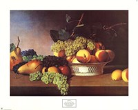 Still Life with Fruit Fine Art Print