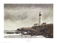 Portland Light Fine Art Print