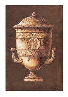 Classic Urn I Fine Art Print